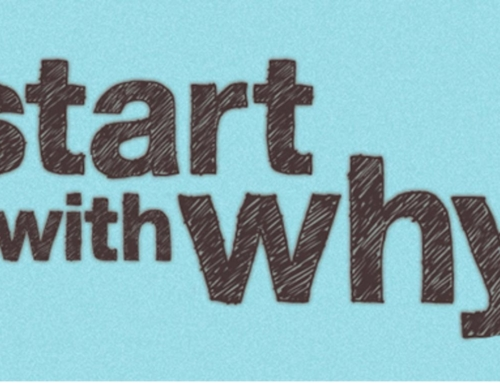 Start by Why – Simon Sinek